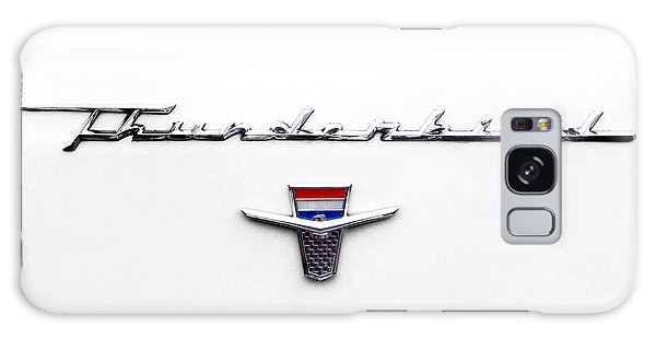 Thunderbird Tag Galaxy Case by Jerry Fornarotto