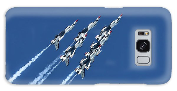 Thunderbirds Galaxy Case