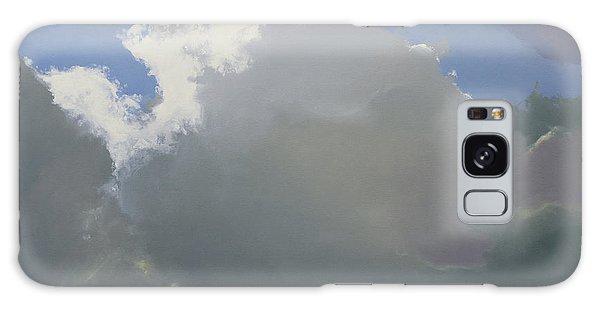 Thunderhead 2 Galaxy Case by Cap Pannell