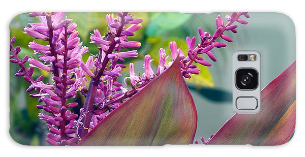 Ti Leaf Bloom All Profits Go To Hospice Of The Calumet Area Galaxy Case