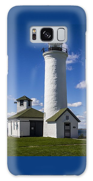 Tibbetts Point Lighthouse Galaxy Case