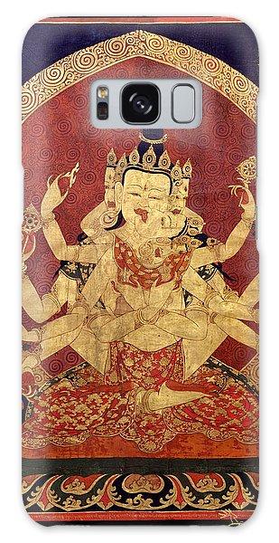 Tibetan Art Galaxy Case