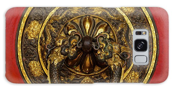 Tibetan Door Knocker Galaxy Case