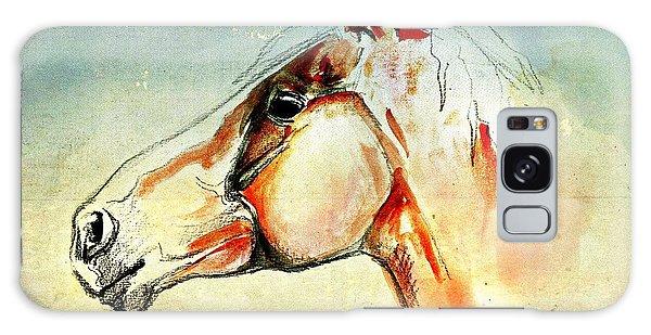 Tico  A Finntsh Horse Galaxy Case
