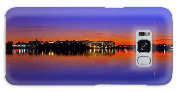 Tidal Basin Sunrise Galaxy Case
