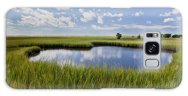 Tidal Pool Image Art Galaxy Case