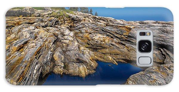 Tidal Pool Galaxy Case by Steve Zimic