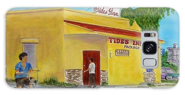 Tides Inn Bar Galaxy Case
