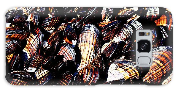 Tidewater Mussels Galaxy Case