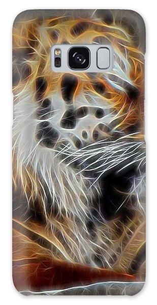 Tiger At Rest Galaxy Case