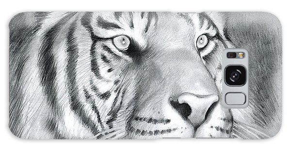 Tiger Galaxy Case by Greg Joens