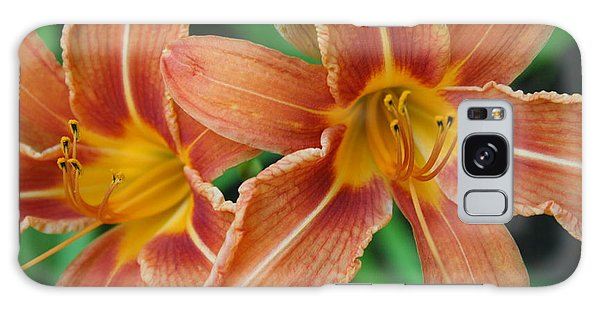 Tiger Lily 3 Galaxy Case