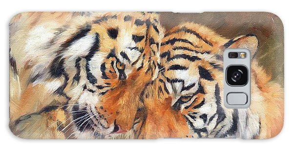 Tiger Love Galaxy Case