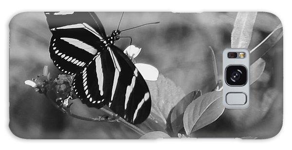 Tiger Stripe Butterfly Galaxy Case