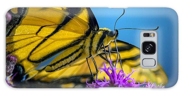 Tiger Stripes Galaxy Case by Brian Stevens