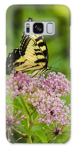Tiger Swallow Tail Galaxy Case by Bradley Clay
