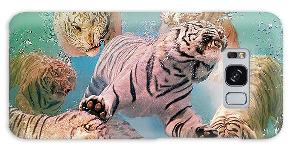 Tiger Tank Galaxy Case