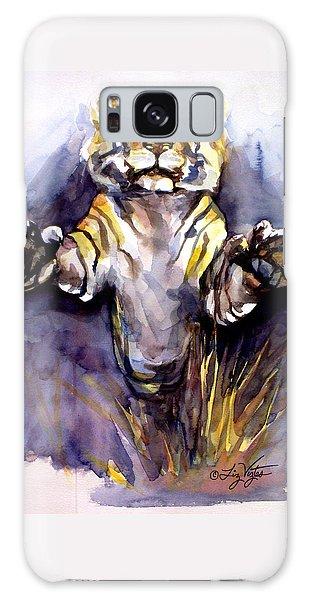 Tiger Tiger Galaxy Case