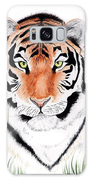 Tiger Tiger Where Galaxy Case