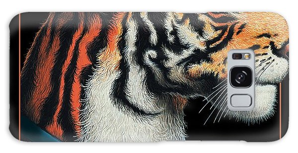 Tigerman Galaxy Case by Scott Ross