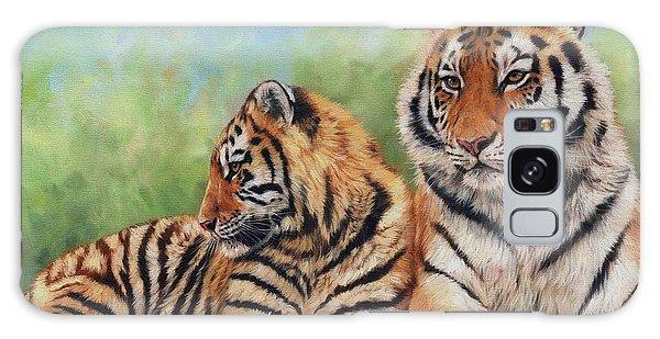 Tigers Galaxy Case