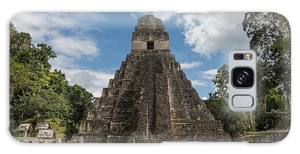 Tikal Pyramid 1j Galaxy Case