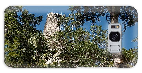 Tikal Pyramid 4a Galaxy Case