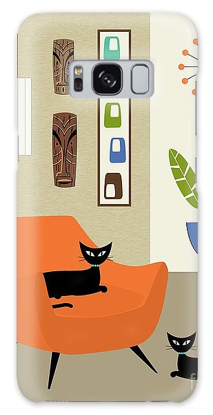 Tikis On The Wall Galaxy Case
