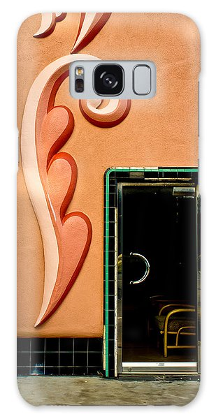 Tiled Door Galaxy Case