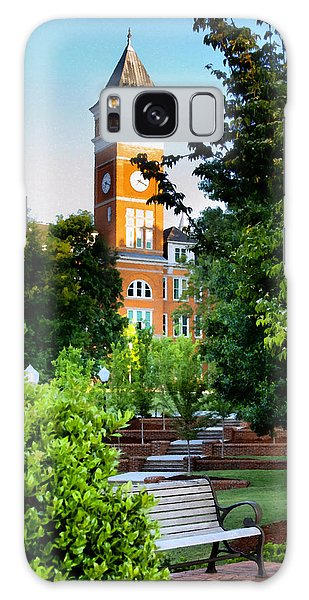 Tillman Hall Early Morning Galaxy Case