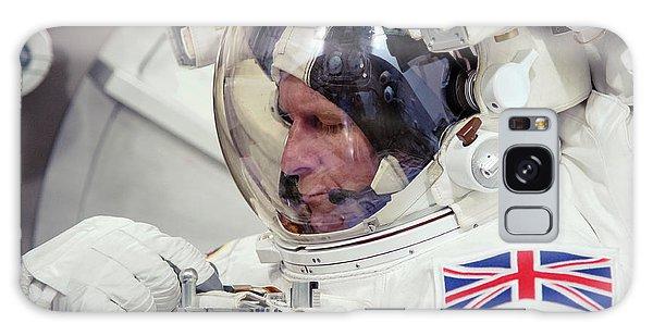 Astronaut Galaxy Case - Tim Peake by Bill Stafford/nasa
