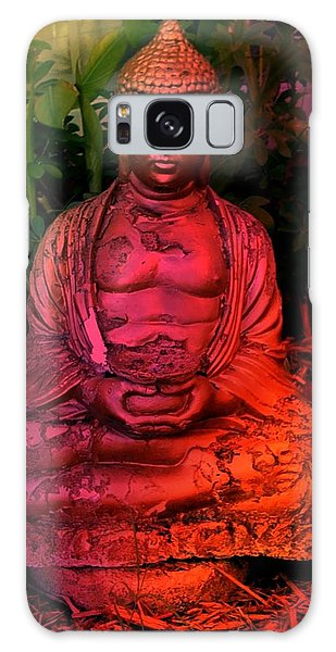 Timeless Buddha Galaxy Case