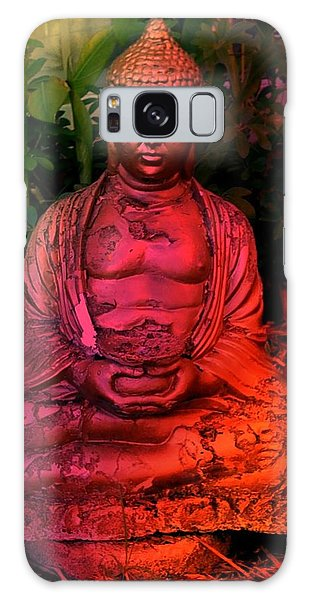 Timeless Buddha Galaxy Case by Carlos Avila