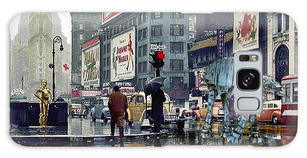 Times Square 1943 Reloaded Galaxy Case