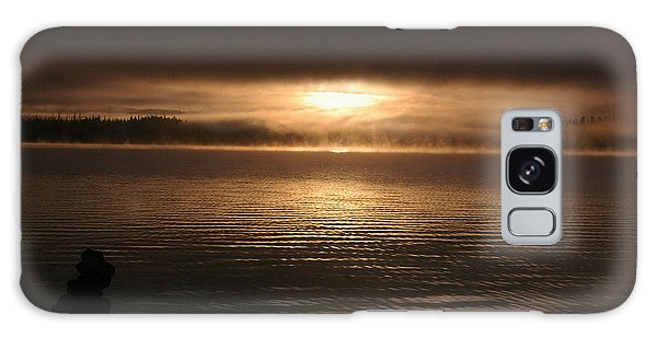 Timothy Lake Mysterious Sunrise 2 Galaxy Case