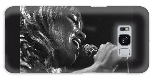 Tina Turner 1 Galaxy Case