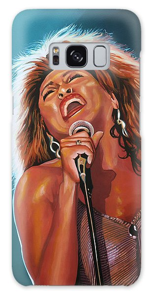 Tina Turner 3 Galaxy Case