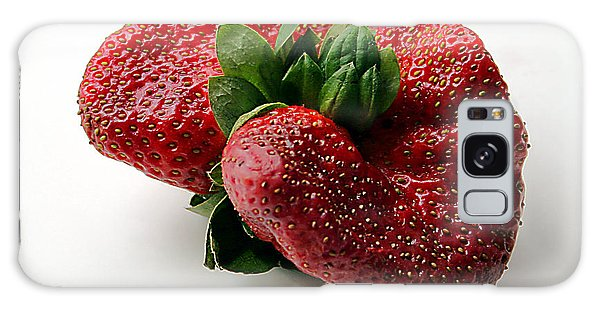 Tina's Strawberry Galaxy Case
