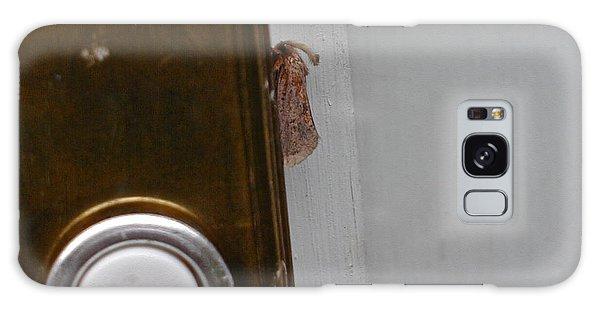 Tiny Doorbell Moth Galaxy Case