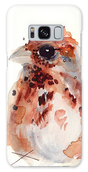 Tiny Sparrow Galaxy Case