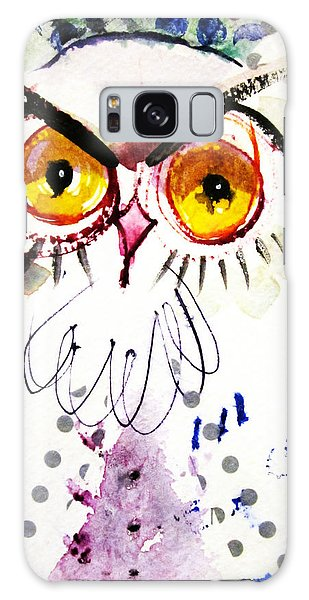 Tipsy Owl Galaxy Case