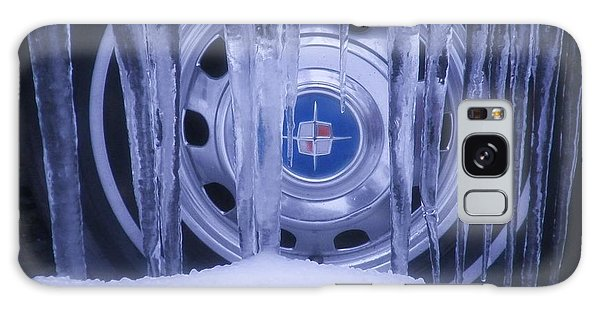 Tire And Ice Galaxy Case