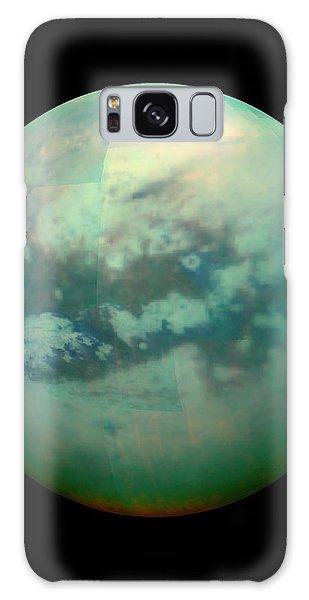 No-one Galaxy Case - Titan From Space by Nasa/jpl/university Of Arizona/university Of Idaho