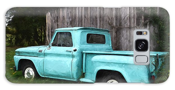 To Be Country - Vintage Vehicle Art Galaxy Case