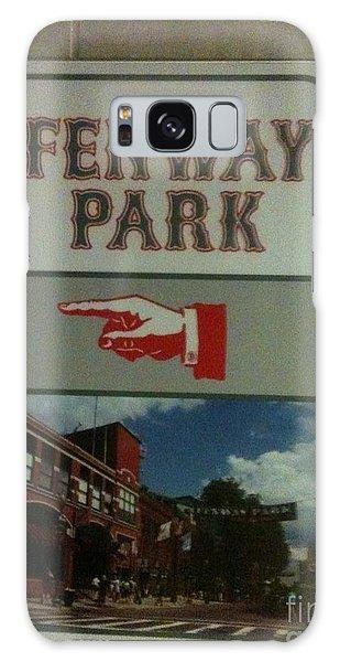 To Fenway Park Galaxy Case