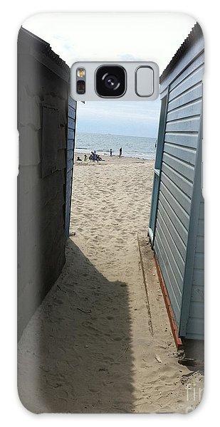 To The Beach Galaxy Case
