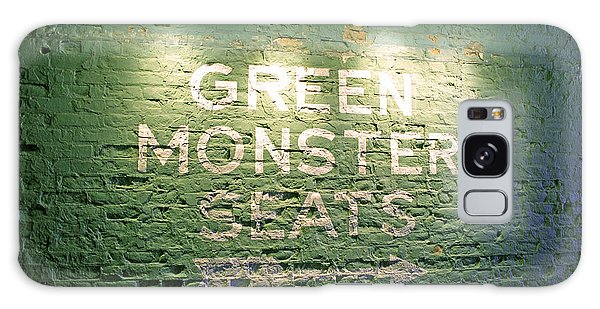 Cottage Galaxy Case - To The Green Monster Seats by Barbara McDevitt