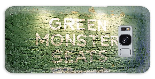 To The Green Monster Seats Galaxy Case