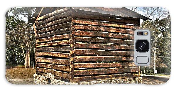 Galaxy Case - Tobacco Barn by Frank Savarese