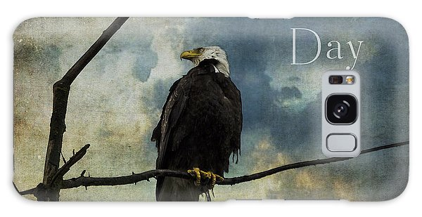 Today Is The Day - Inspirational Art By Jordan Blackstone Galaxy Case by Jordan Blackstone